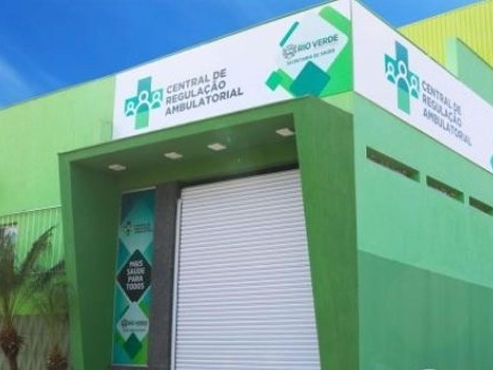 Imagem de Rio Verde inaugura Central de Regulação Ambulatorial