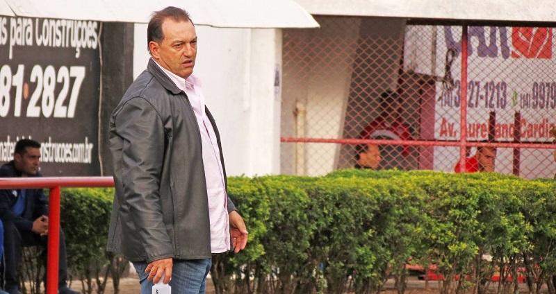Imagem de Itumbiara contrata substituto para Junior Baiano
