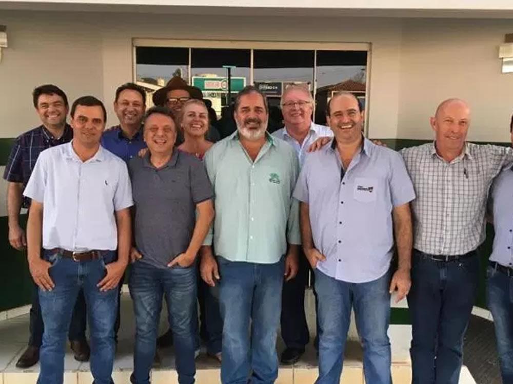 Imagem de Luciano Guimarães é reeleito presidente do Sindicato Rural de Rio Verde