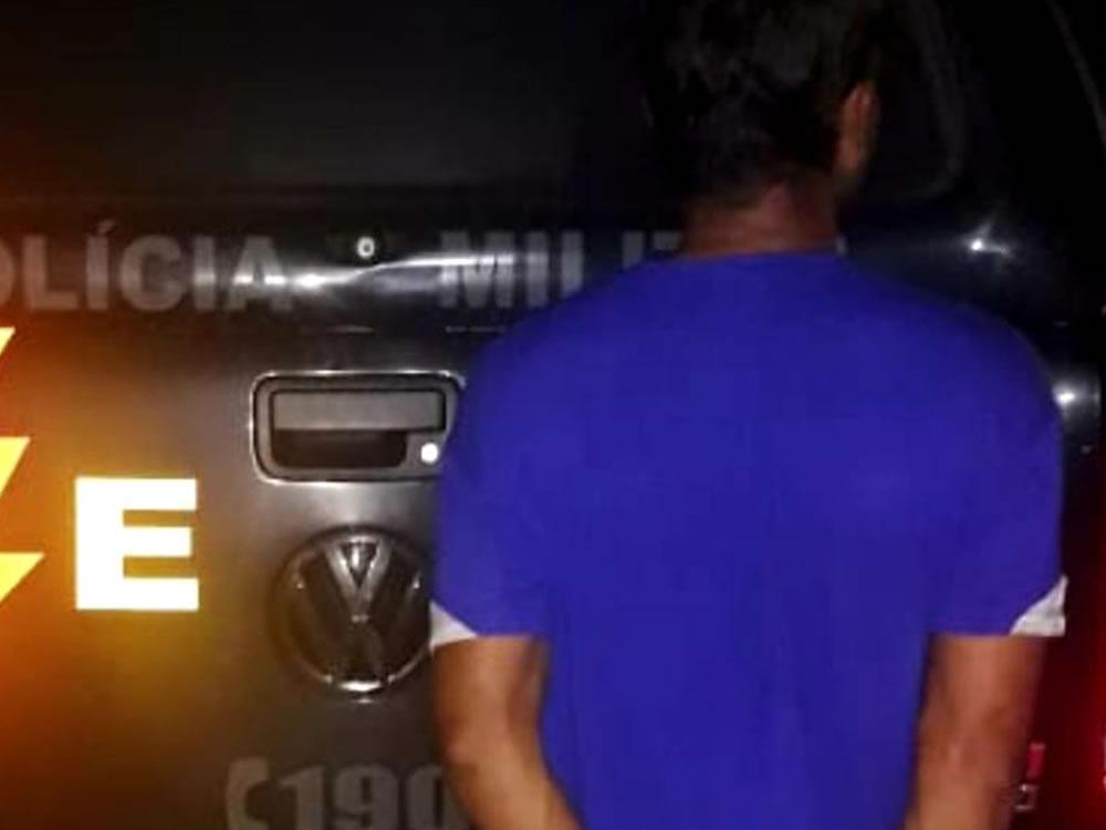 Imagem de Homem preso no Nilson Veloso por receptação