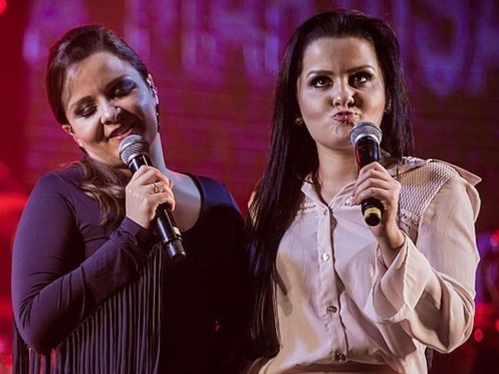 Imagem de Sertanejas Maiara e Maraisa fazem show em Rio Verde