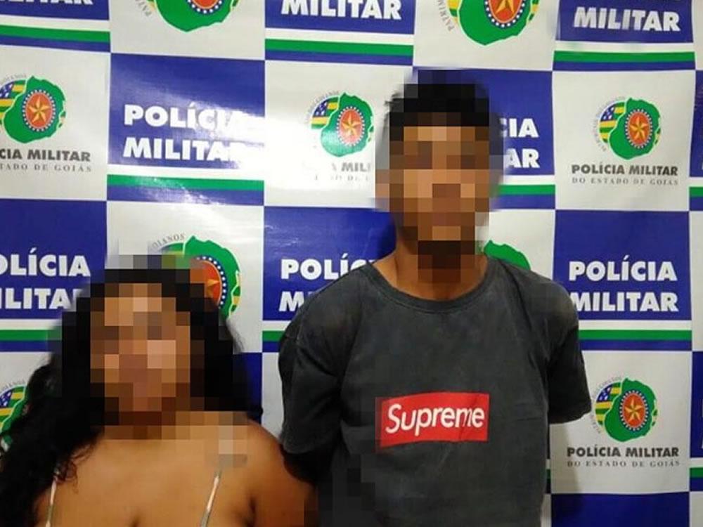 Imagem de Casal é preso por tráfico de drogas