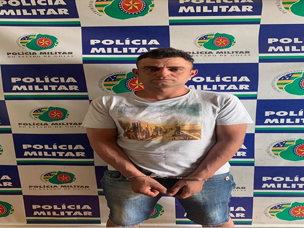 Imagem de Foragido preso no Canaã