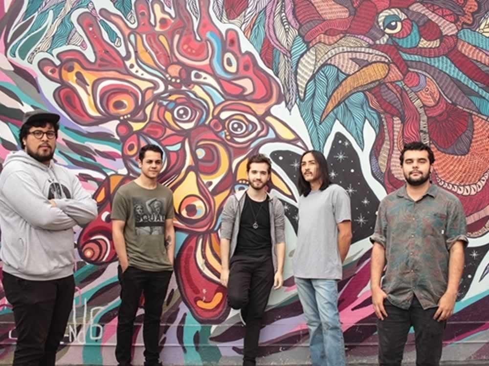 Imagem de Banda goiana Acrílico divulga seu primeiro EP