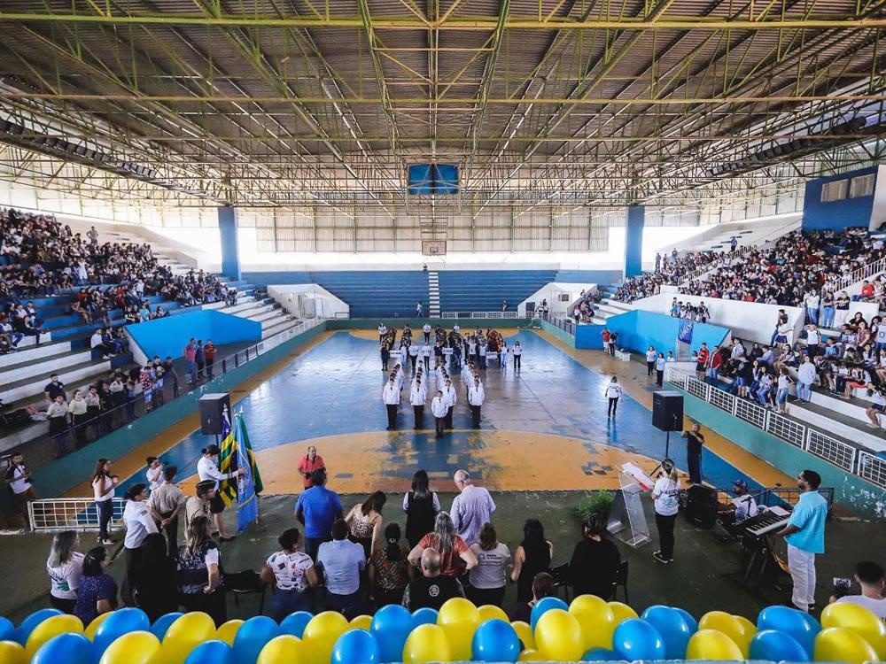Imagem de Itumbiara, Goianésia, Rubiataba e Rio Verde recebem Jogos Estudantis