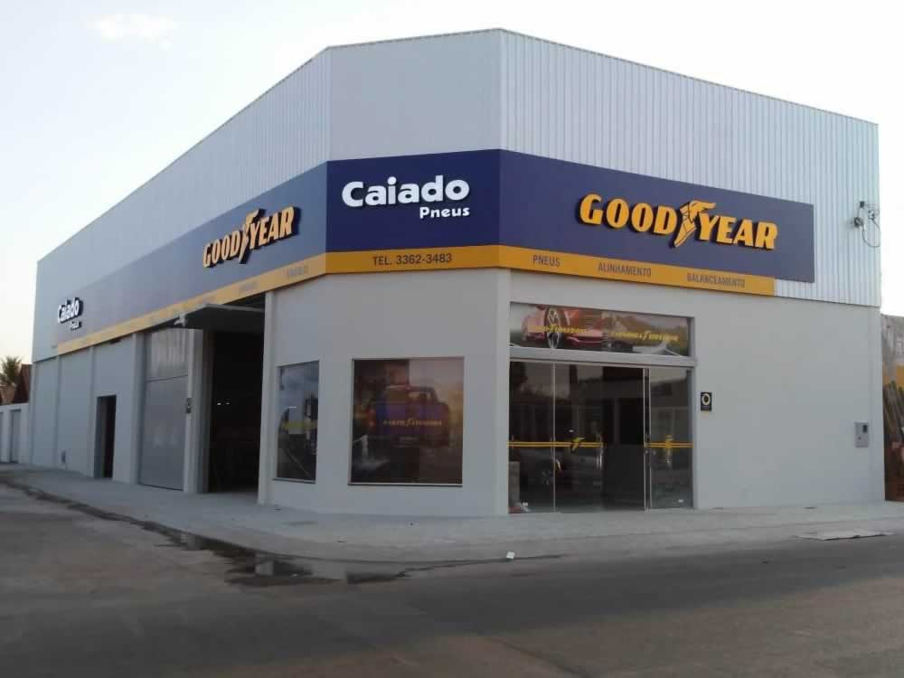 Imagem de Caiado Pneus Goodyear inaugura mais uma loja em Goiás