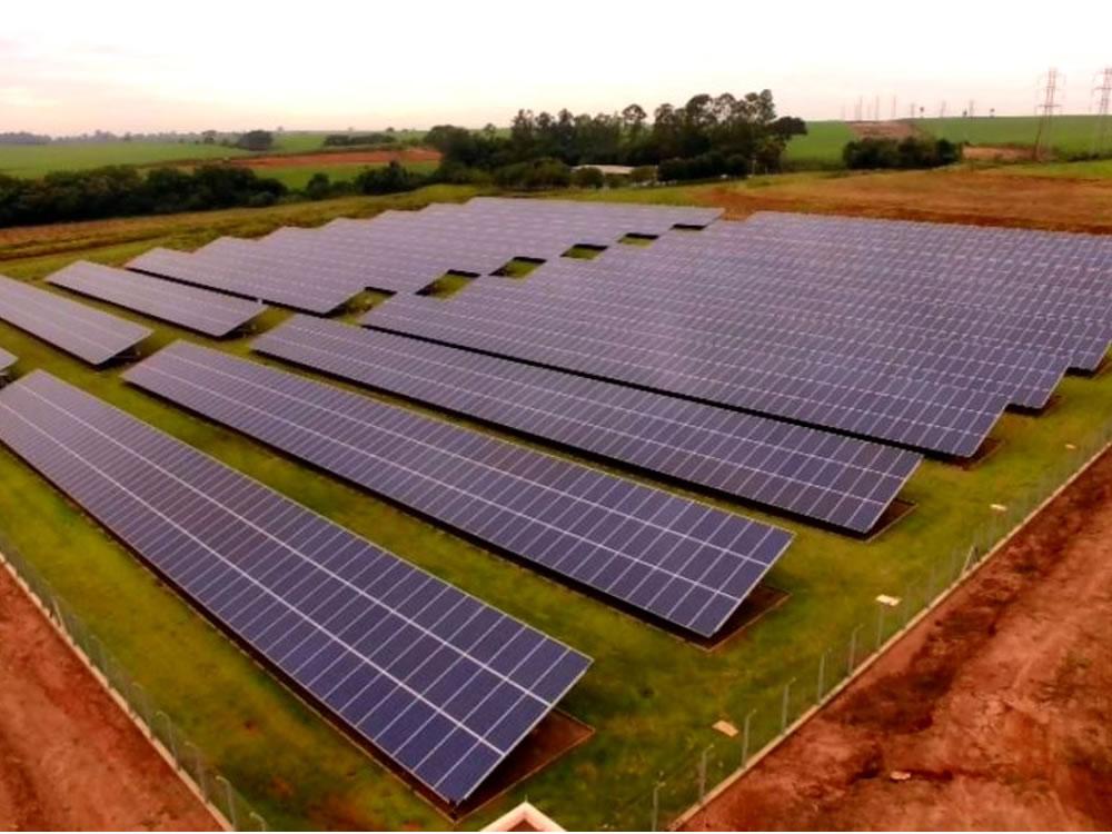Imagem de Cresce uso de energia solar no agronegócio brasileiro