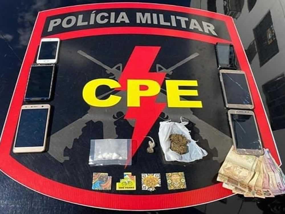 Imagem de Traficante de LSD preso em Rio Verde