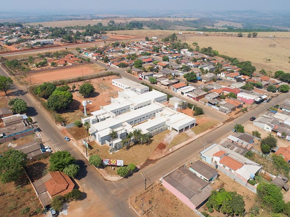 Imagem de Prefeitura de Mineiros entrega reforma e ampliação do hospital municipal em outubro