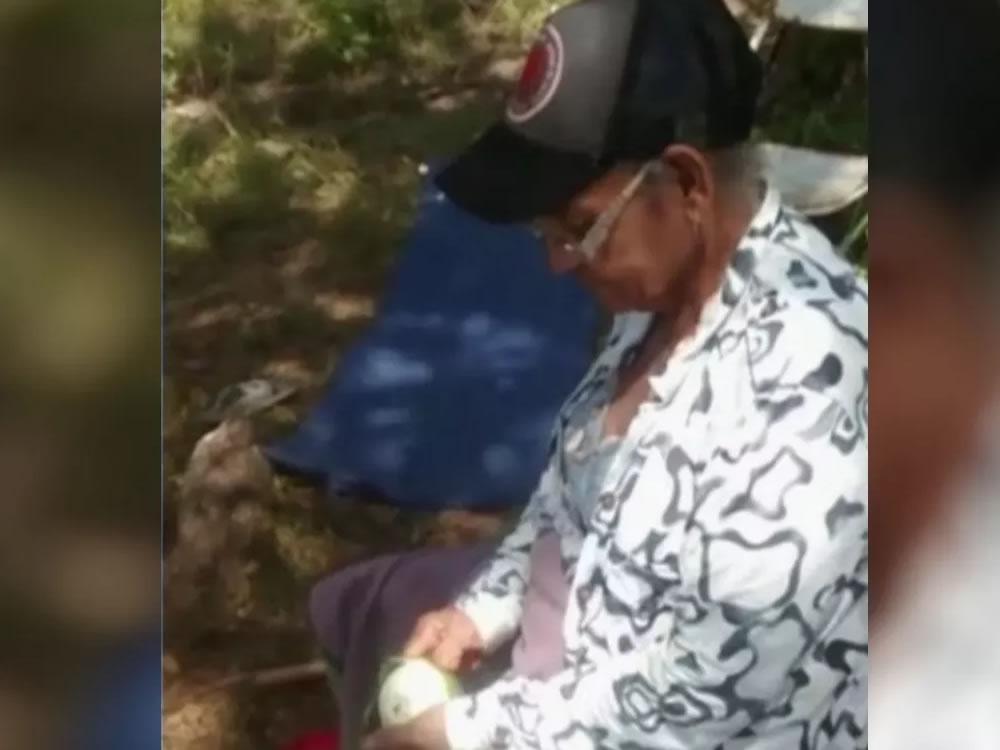 Imagem de Corpo de idosa que morreu após plantão médico ficar com estudante é exumado em Santo Antônio da Barra