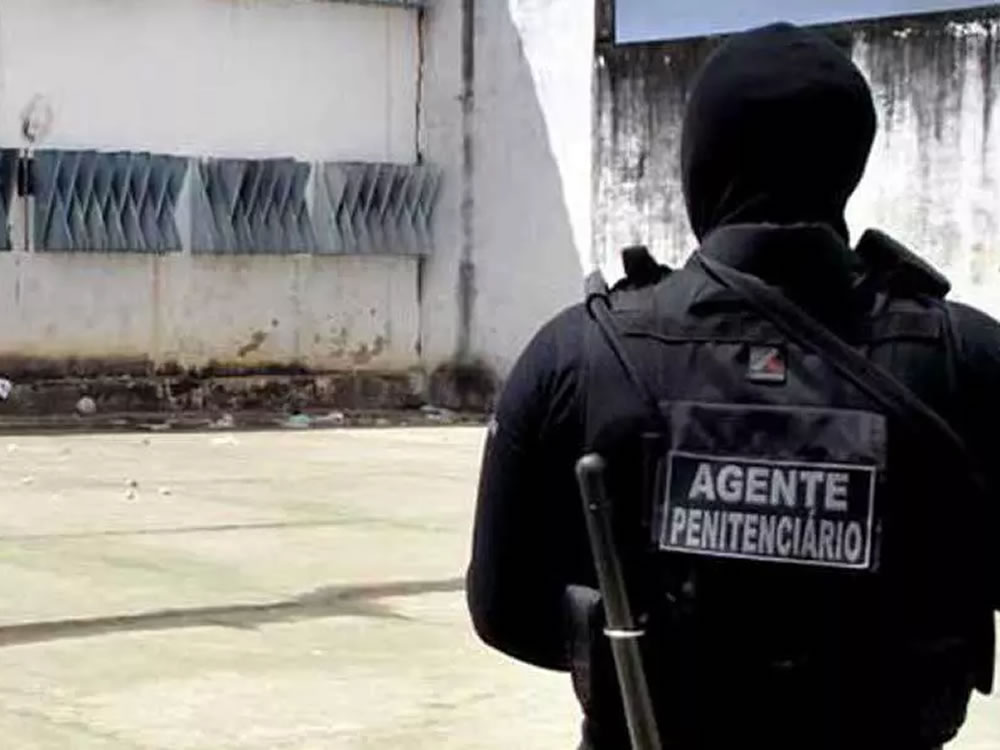 Imagem de Saiu o edital com 2.524 vagas para Vigilante Penitenciário. Há vagas para Rio Verde