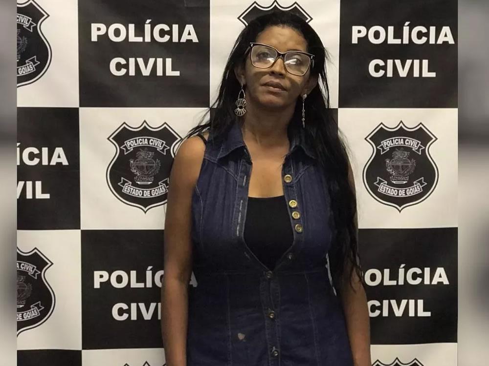 Imagem de Dona de imobiliária é presa por aplicar golpes em idosos no interior de Goiás