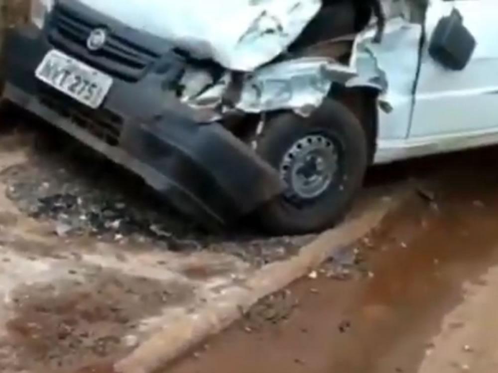 Imagem de Após mais um acidente, moradores pedem intervenções no trânsito da Vila Mutirão