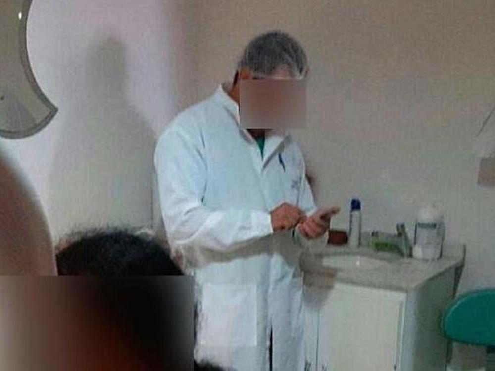 Imagem de Dentista preso após manter paciente preso em consultório