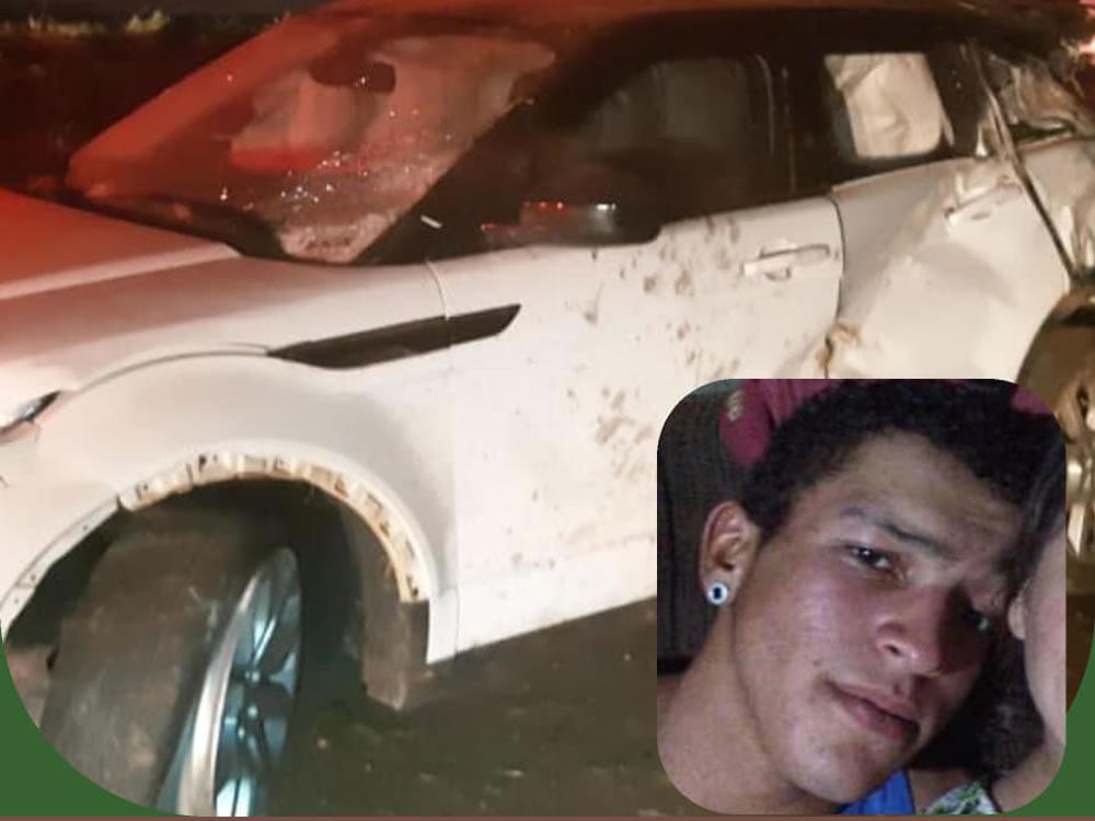 Imagem de Adolescente de 17 anos morre atropelado na BR-060