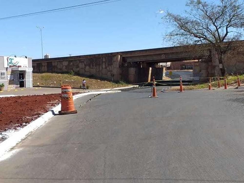 Imagem de Trânsito no túnel da Vila Renovação será alterado, em Rio Verde