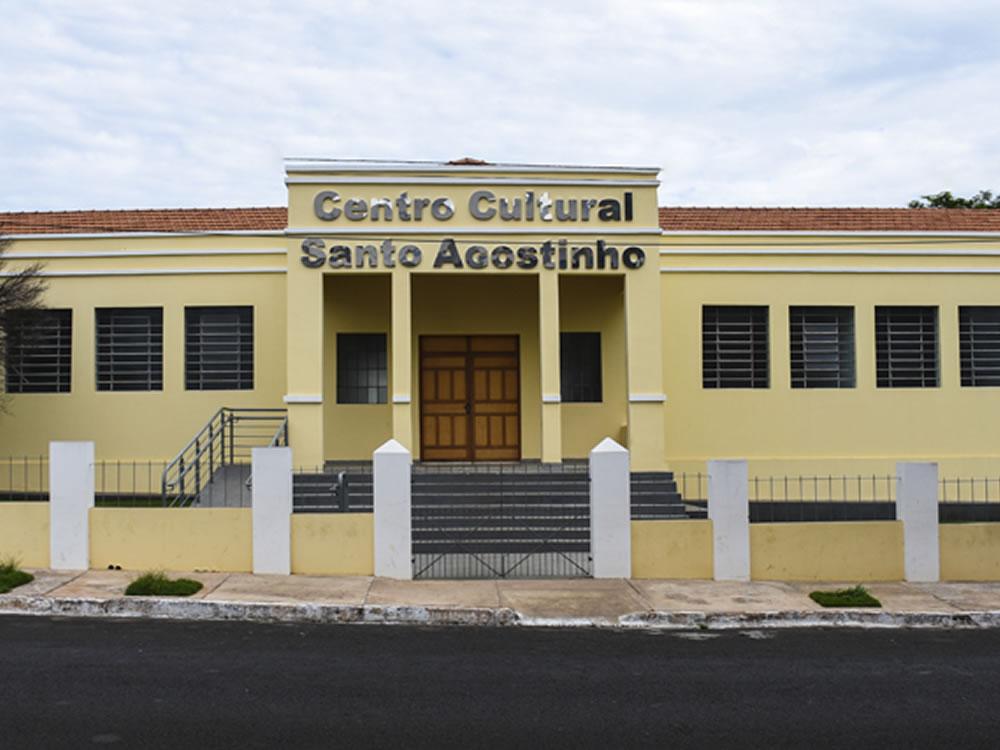 Imagem de Prefeitura de Mineiros restaura Centro Cultural Santo Agostinho