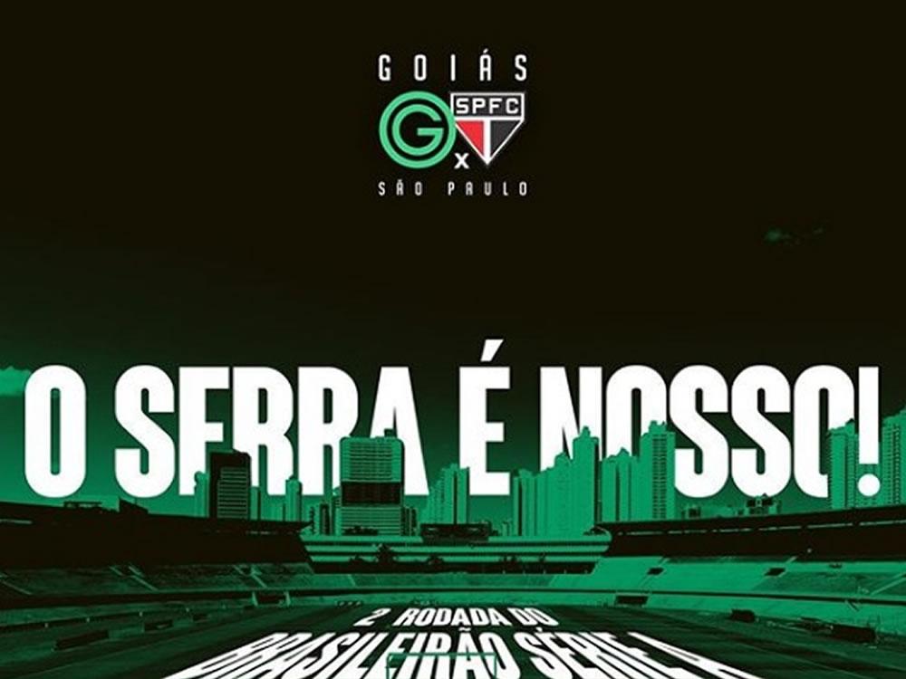 Imagem de Goiás mostra otimismo em relação ao Serra Dourada