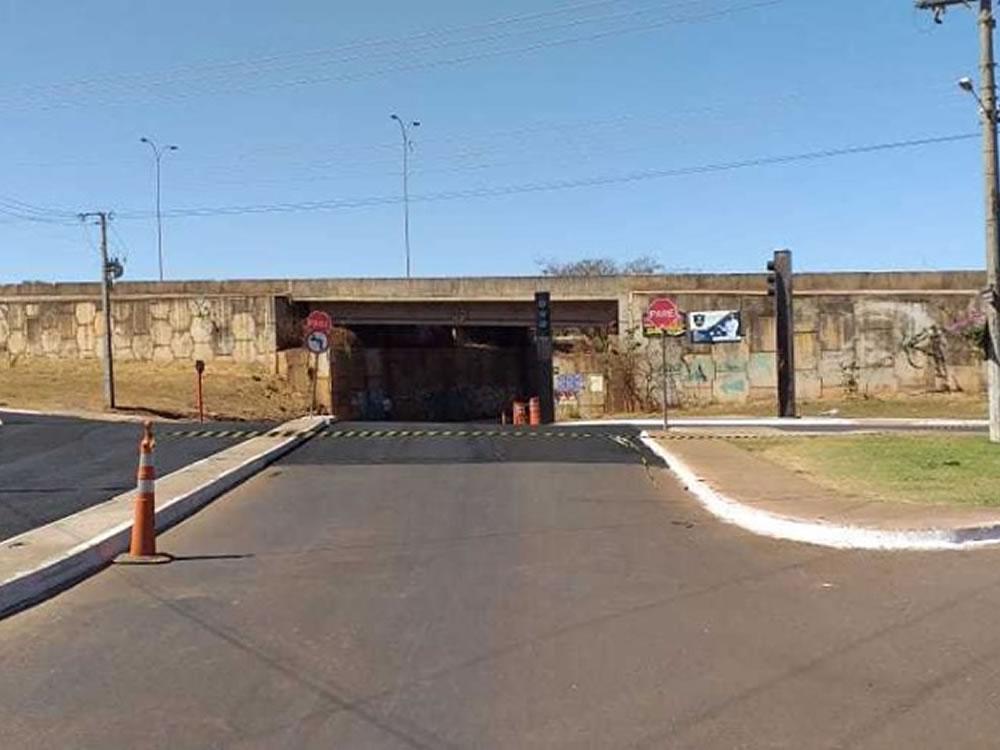 Imagem de AMT informa: túnel da Renovação fechado para recapeamento