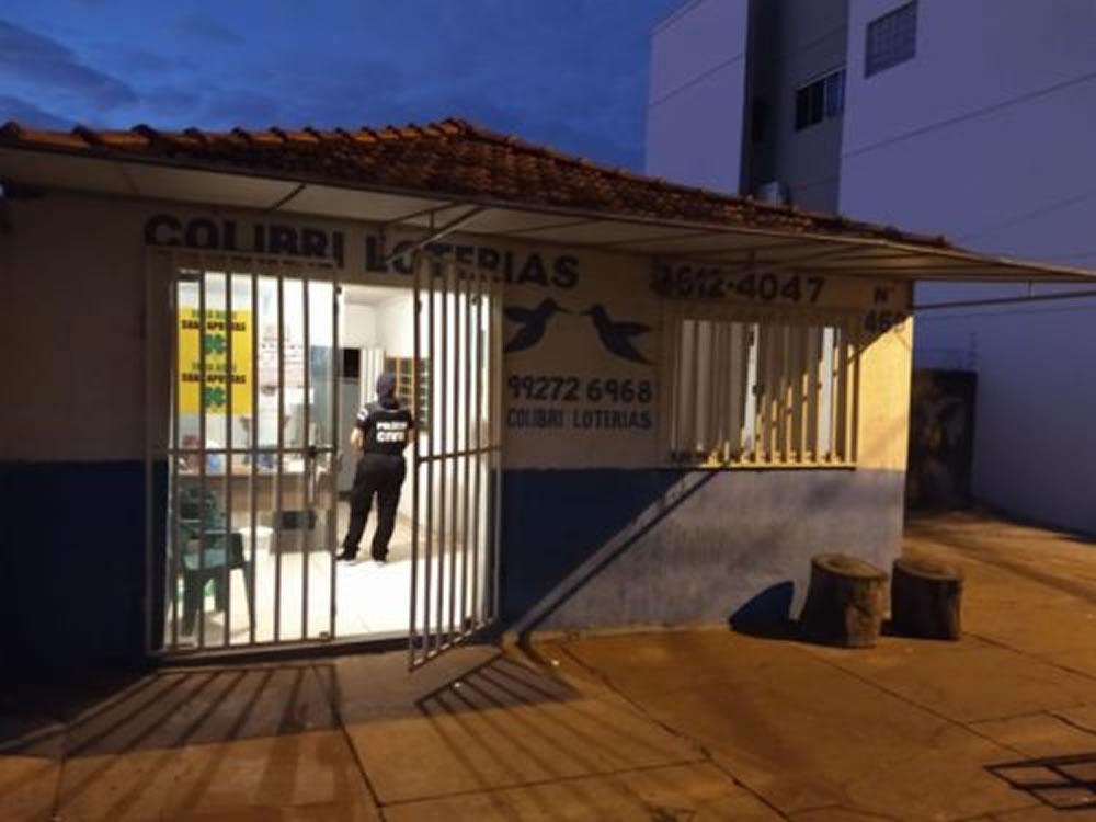 Imagem de Polícia Civil prende chefe do jogo do bicho em Rio Verde