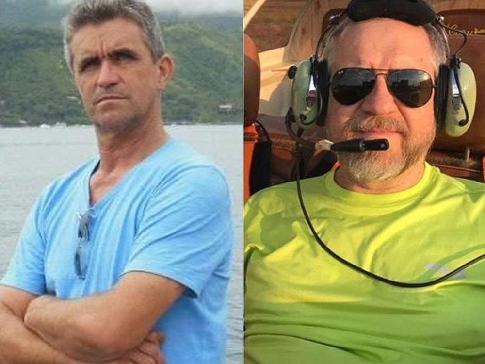 Imagem de Empresários que morreram em queda de avião construíram a aeronave juntos