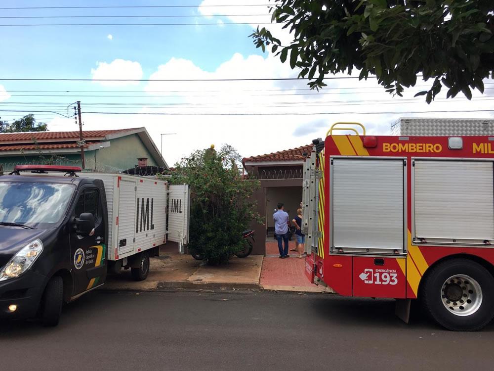 Imagem de Homem é encontrado morto no telhado de residência, em Rio Verde