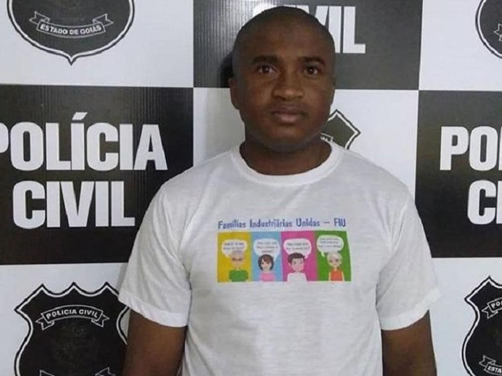 Imagem de Condenado por estupro morre em menos de 24 horas após ser preso em Anápolis