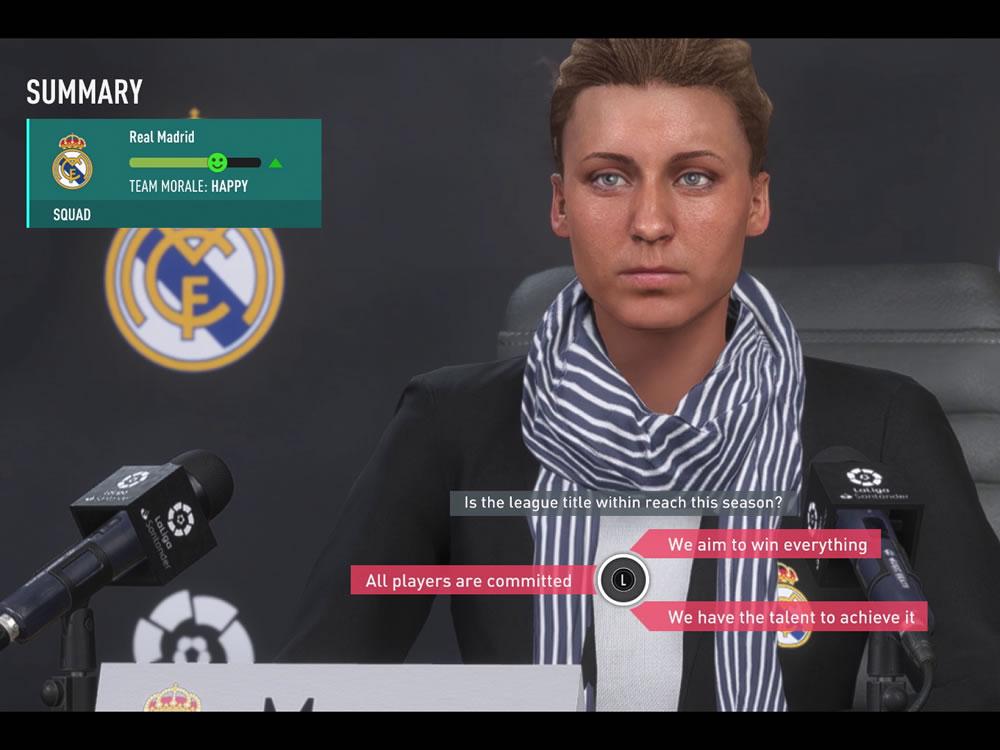 Imagem de Fifa 20: EA anuncia novidades para Modo Carreira