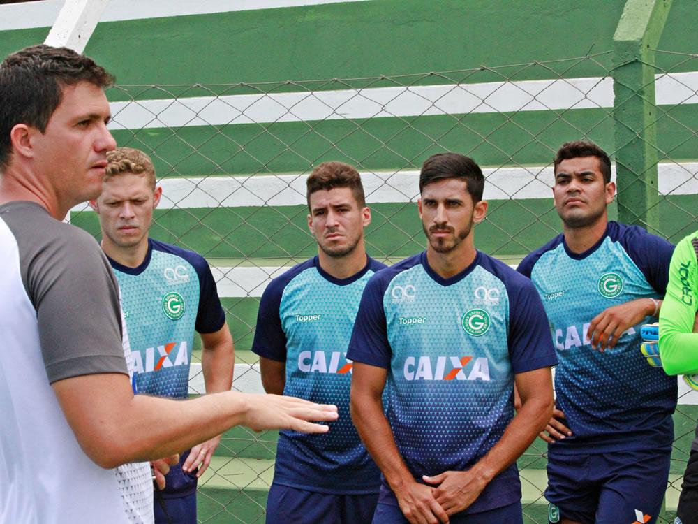 Imagem de Goiás recebe o Grêmio Anápolis