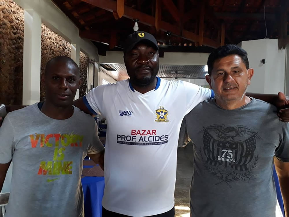 Imagem de Mineiros contrata técnico africano
