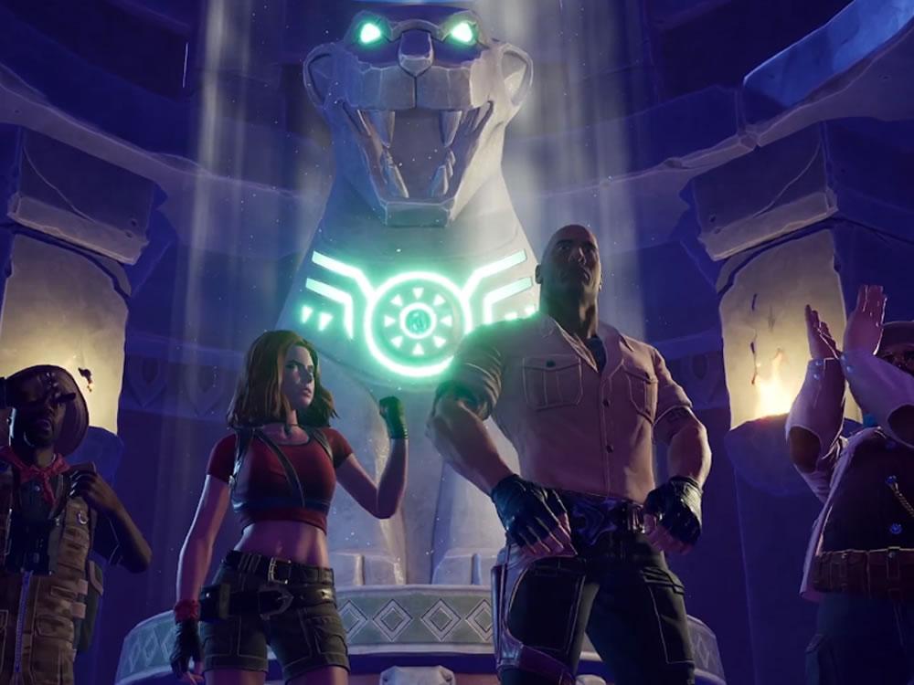 Imagem de Jumanji: The Videogame recebe novo trailer