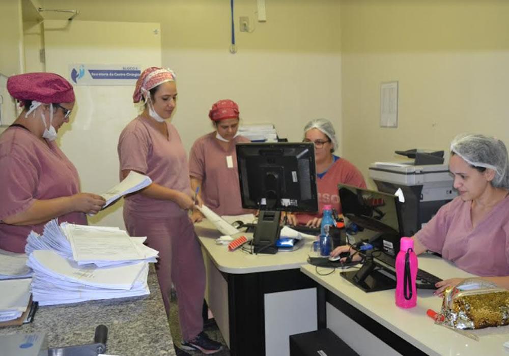 Imagem de Primeira captação de órgãos do ano é realizada no HURSO