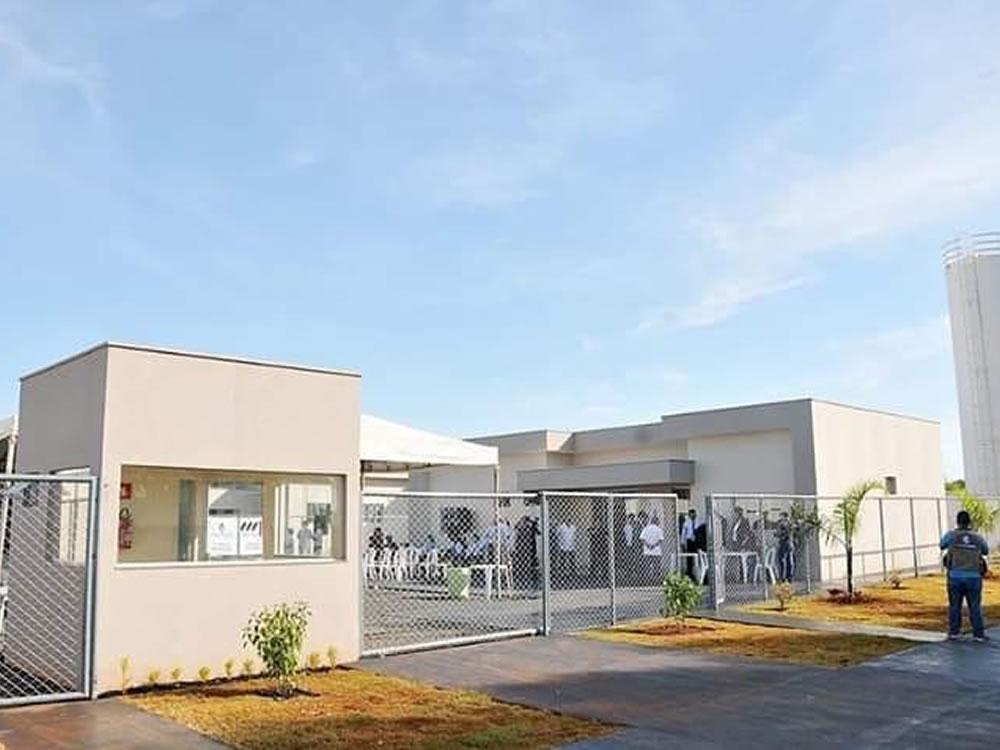 Imagem de Primeiro caso de Covid-19 é confirmado na Casa de Prisão Provisória de Rio Verde