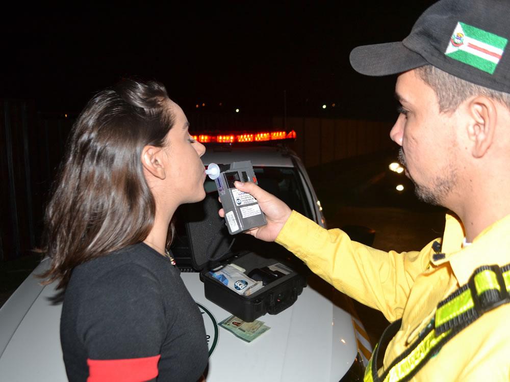 Imagem de Operação Alcoolemia II é realizada em Rio Verde