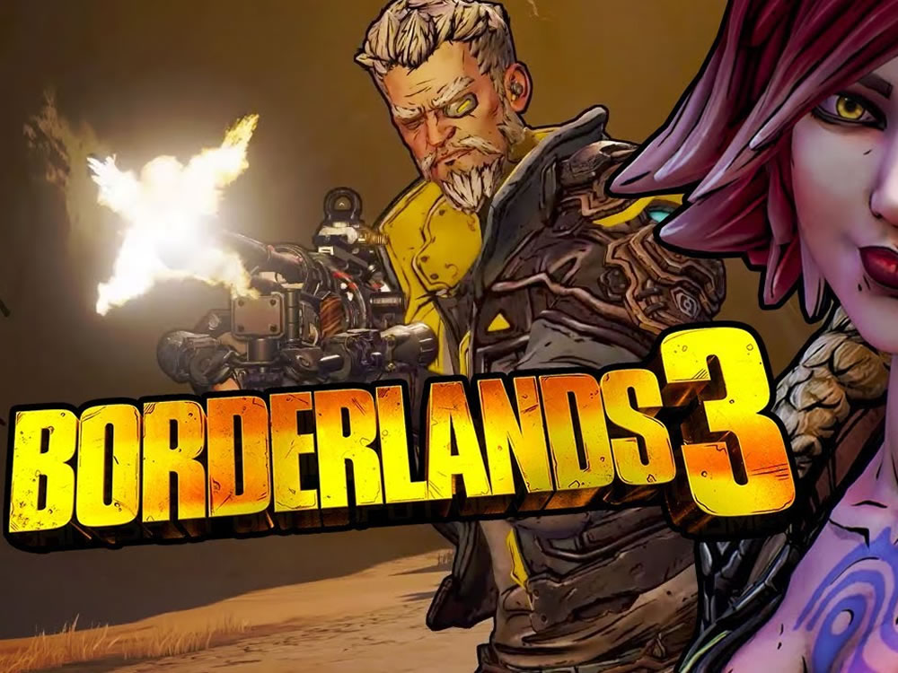 Imagem de Borderlands 3 é anunciado