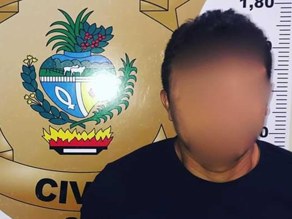 Imagem de Homem que estuprou grávida no Bairro Gameleira é preso em Rio Verde
