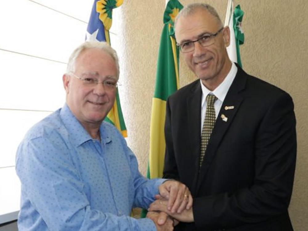 Imagem de Rio Verde assina parceria com cidade israelense