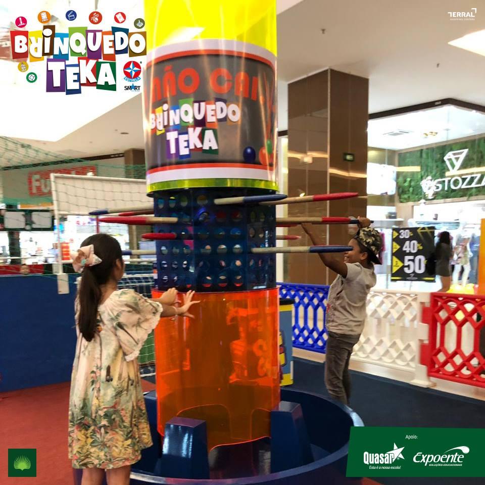 Imagem de Brinquedoteka traz nostalgia ao Buriti Shopping Rio Verde