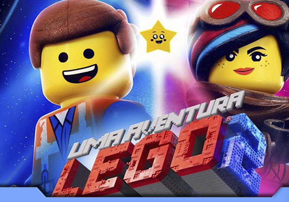 Imagem de Em cartaz: Uma Aventura Lego 2