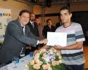 Imagem de Alunos recebem diploma do Projovem