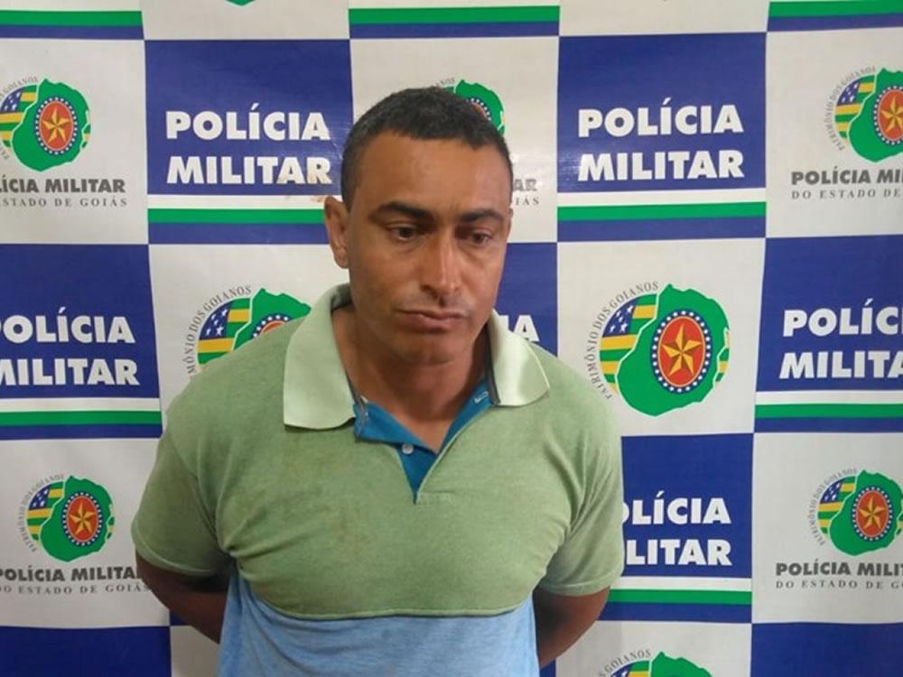 Imagem de Homem preso após tentativa de estupro no centro de Rio Verde