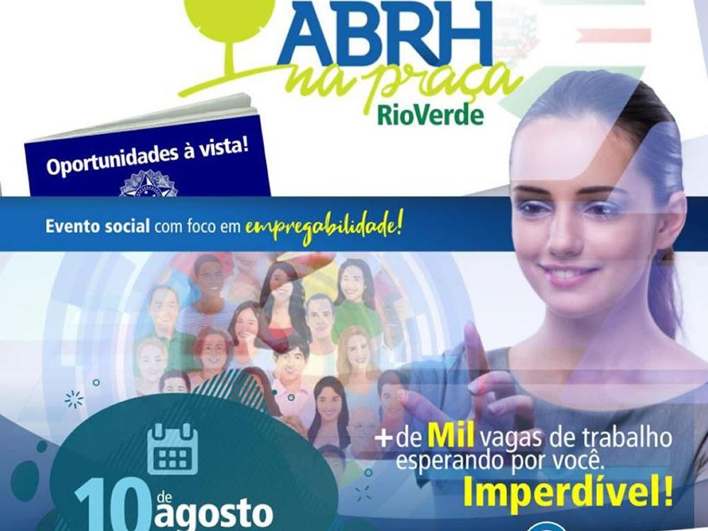 Imagem de 'Feirão do Emprego' acontece amanhã em Rio Verde