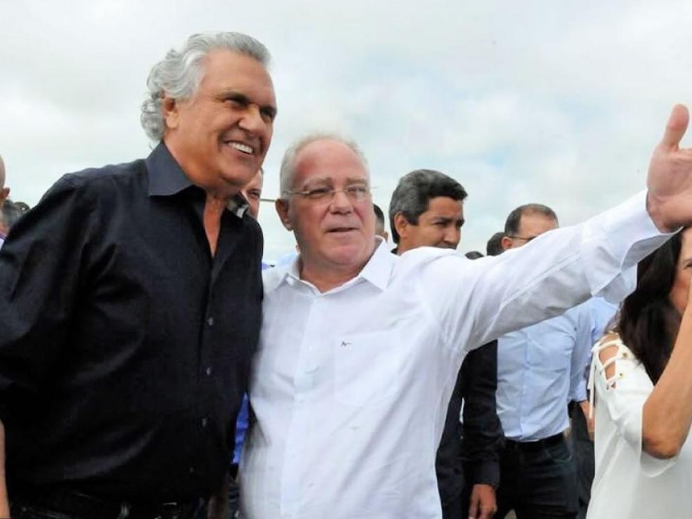 Imagem de Com aval de Caiado, Lissauer deve apostar em dobradinha com Paulo do Vale em Rio Verde