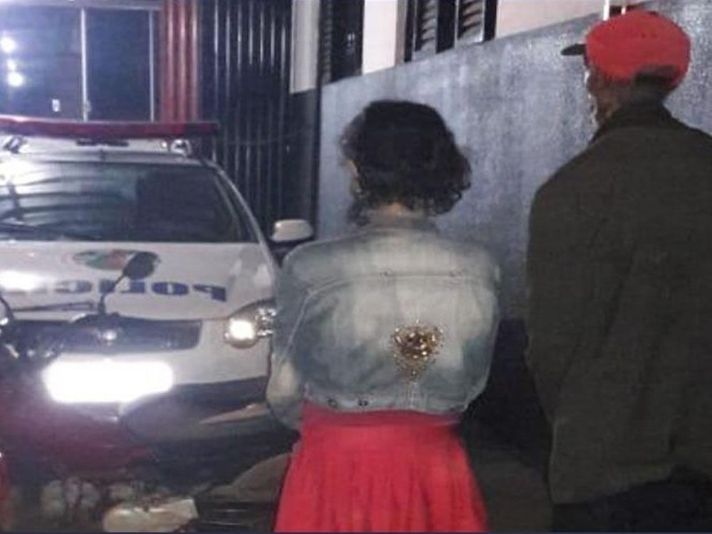 Imagem de Casal preso por receptação em Rio Verde