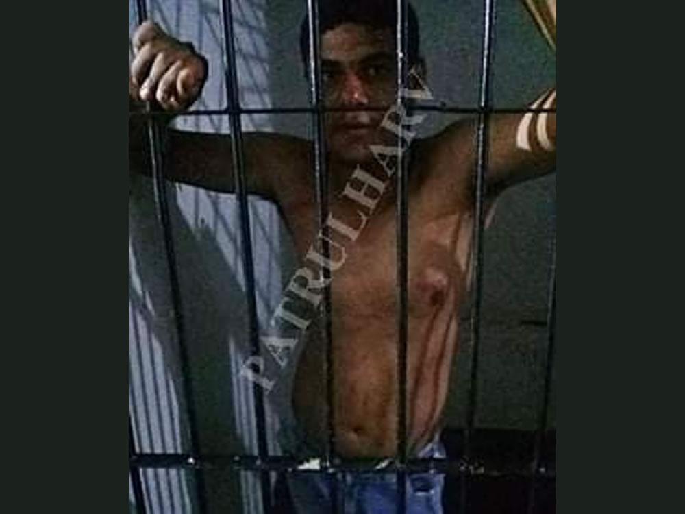 Imagem de Homem que esfaqueou criança é preso pela Polícia Civil