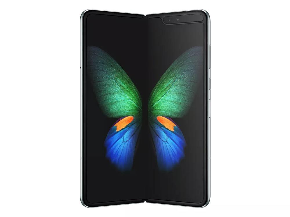 Imagem de Com preço salgado e seis câmeras, Samsung lança celular dobrável