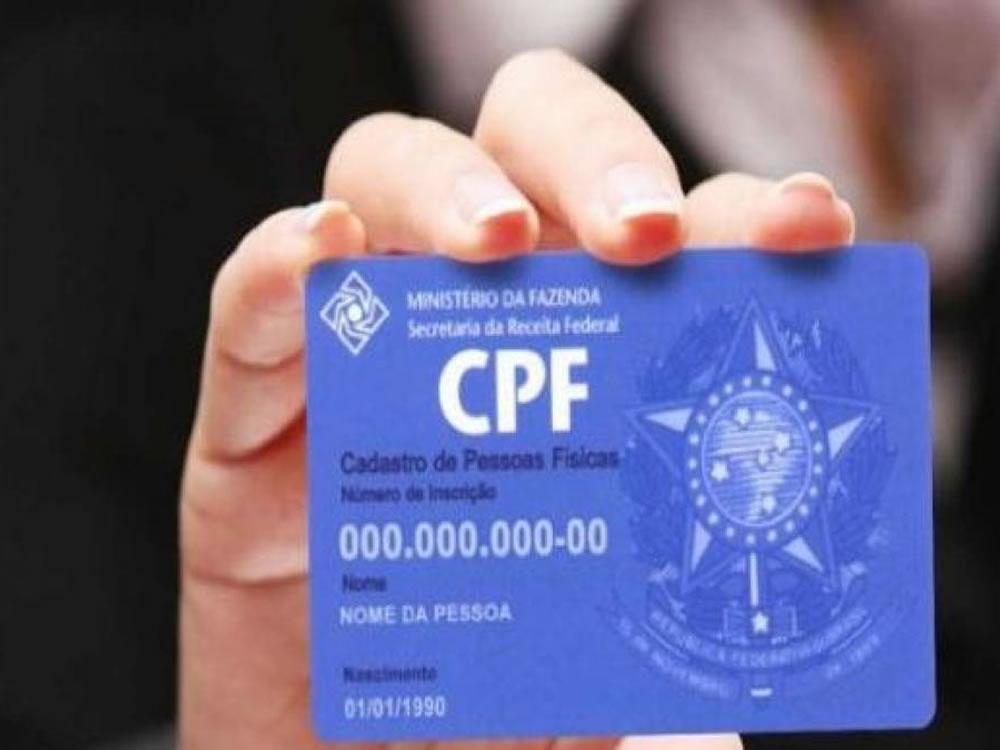 Imagem de Agora é oficial: o CPF é documento único no país