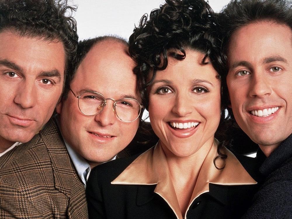 Imagem de Seinfeld entrará no catálogo da Netflix