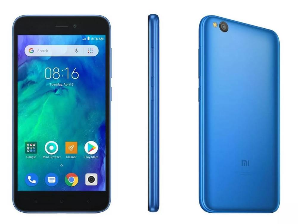 Imagem de Conheça o Redmi Go, primeiro celular Android Go da Xiaomi no Brasil