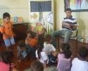 Imagem de Projeto estimula leitura entre crianças